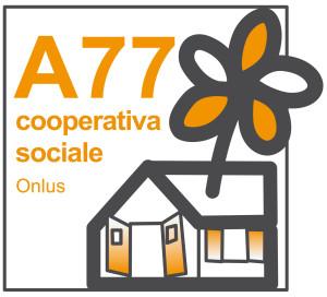A77 cooperativa Sociale_Logo